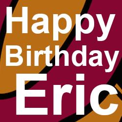 Joyeux Anniversaire Eric L Actualite D Eric News Claptonweb Com