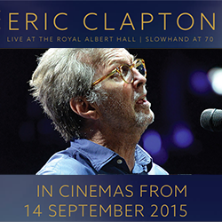 Slowhand at 70 cinemas
